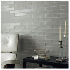 White Column - White - Shop by colour - Wall & Floor Tiles | Fired Earth