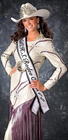 Rodeo Royalty Dress