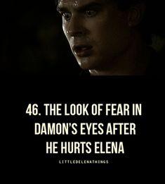 Ian Somerhalder -- Amazing Actor   The Vampire Diaries, Delena