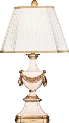 Antoinette Lamp in Rose