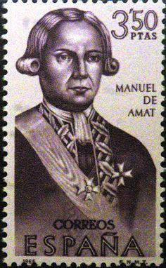 Sellos - Manuel Amat