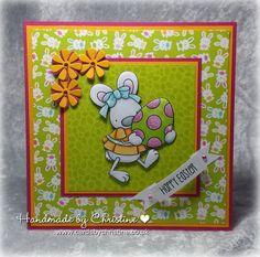 Whimsie Doodles - Whimsie Doodles digital stamps. (Pin#1: Whimsie Doodles digis. Pin+: Easter: Bunnies).