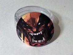Comic Book 1.5 Button// Wolverine, $1.00