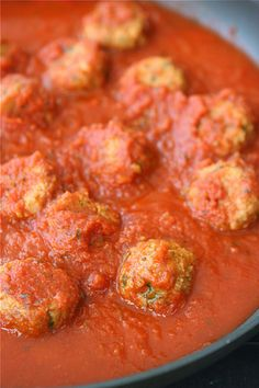 """Cookin' Canuck – Cannellini Bean Vegetarian """"Meatballs"""" with Tomato Sauce Recipe"""