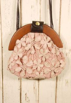 Bohemian Lace Bag
