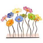 Pastel Garden Centerpiece
