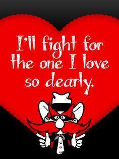 Be my Red Raider Valentine!