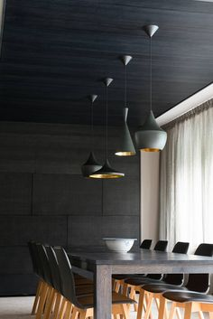 Chic Interiors With Unique Materials by Karhard Architektur   Modern Interiors