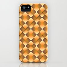 Pass This Gold iPhone & iPod Case by Danny Ivan - $35.00