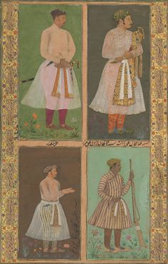 Bildschirmfoto: ⁨Painting by Balachand Islamic Paintings, Indian Paintings, Mughal Miniature Paintings, Courtier, Photo Mug, Mughal Empire, Heritage Image, Islamic Art, Art And Architecture