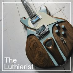 """270 curtidas, 4 comentários - The Luthierist (@theluthierist) no Instagram: """"Now live! New episode of #theluthierist podcast, featuring our interview with @indra_guitars!…"""""""