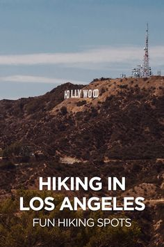 5 Hiking Spots in Los Angeles After living in Los Angeles for three years, I ended up going on more hikes than I ever have in my life. I didn Fun Hiking in Los Angeles Hiking Places, Hiking Spots, Places To Travel, Hiking Tips, Hiking Usa, Colorado Hiking, Hikes In Los Angeles, Los Angeles Travel, Los Angeles Shopping