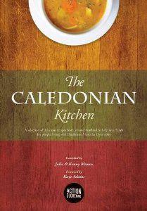 The Caledonian Kitchen: Julie Munro, Kenny Munro: 9780956189202: Amazon.com: Books