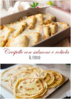 Good Food, Yummy Food, Crepe Recipes, Tortellini, Gnocchi, Food Inspiration, Budget Meals, Food And Drink, Cooking
