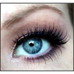 Blue Eyes Makeup ❤ liked on Polyvore featuring beauty products, makeup, eye makeup, eyes and beauty