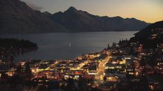 Queenstown is New Zealand's Action Captial. Lots of exciting tours to do and place to see/