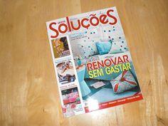 Nova Gente Soluções nº 7 Agosto/2011 https://www.facebook.com/coisasdefeltro