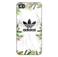Best New Rare Adidas Christmas Logo Custom Hard Plastic Cover Case for iPhone 6s #UnbrandedGeneric