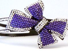 $19.99 Bling Bling! Flower Headband with Purple & Silver Rhinestones. Perfect for Women, Teens & Girls, Bling Bling Hair Accessory. Perfect for Christmas, Church, First Communion, Easter, Graduation, Sunday Dress, Christening or Birthday. by Hail Mary Gifts, http://www.amazon.com/dp/B009EZ5PPW/ref=cm_sw_r_pi_dp_Aq-Xqb1B91Q2S