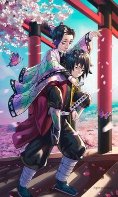 Manga Anime, Anime Demon, Otaku Anime, Anime Art, Anime Girl Cute, Cute Anime Couples, Anime Love, Anime Guys, Bakugou And Uraraka