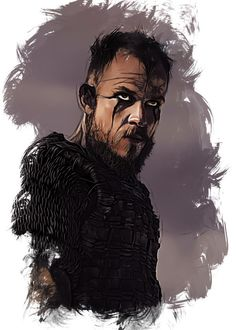 "Vikings Character Sketch Floki #Displate artwork by artist ""Seb D."". Part of an 8-piece set featuring artwork based on characters from the popular Vikings TV series. £38 / $52 per poster (Regular size), £77 / $104 per poster (Large size) #Vikings #Ragnar #RagnarLothbrok #Lagertha #Bjorn #Rollo #Floki #Athelstan #Aslaug #Ecbert"