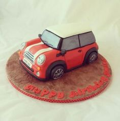 Super cars cake pops tutorial how to make ideas Disney Cars Birthday, Cars Birthday Parties, Mini Cooper Cake, Cars Cake Pops, Car Cakes For Boys, Car Cake Tutorial, New Birthday Cake, Birthday Nails, Fondant Cake Toppers