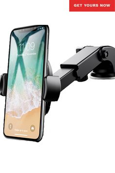 Magnetic Dashboard Cell Phone Car Mount Holder,Tattoo Art Image Great Outdoors Mountains Compass,can be Adjusted 360 Degrees to Rotate,Phone Holder Compatible All Smartphones Car Electronics Accessories Car Electronics & Accessories