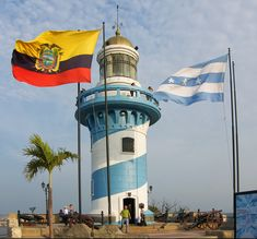 https://flic.kr/p/n5Prnb | Lighthouse in Guayaquil - Ecuador