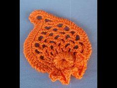 Ирландский листик. Ирландское кружево. Irish leaf. Irish Crochetting. Իրլանդական տերև - YouTube