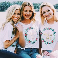 Happiness springs from being with sisters. Happy first day of Spring!