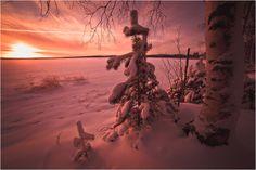 Winter Finland ... by Valtteri Mulkahainen on 500px