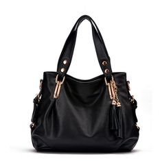 Fashion Handbag Trend Of Europe And The United States With Leather Tassels…