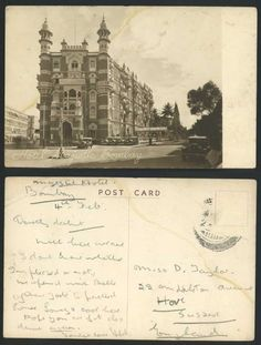 """The Majestic Hotel, Mumbai    My fav legend: J N Tata was denied entry into this hotel due to a policy of ''no dogs or indians allowed."""" Slighted, he went on to build his own 5 star hotel - the Taj Mahal, Mumbai"""