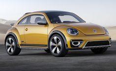 VW Beetle Dune Concept.