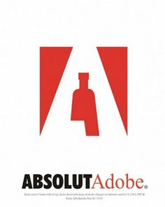 #Absolut_Vodka_Adobe