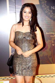 Srishty Rodeat the Indian Global Television Awards #Bollywood #Tellywood #Fashion