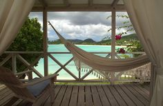 Cocobay Resort, a boutique hotel in Antigua Hammock Balcony, Small Luxury Hotels, Holiday Places, Backyard Retreat, Beautiful Places To Visit, Outdoor Fun, Vacation Spots, Vacation Ideas, Hotels And Resorts