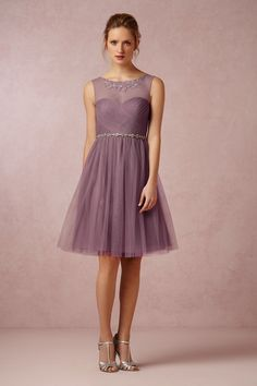 Chloe Dress from BHLDN by Jenny Yoo. I absolutely LOVE this dress! Perfect for a summer wedding.