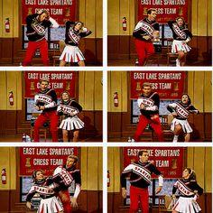 Spartan Cheerleaders SNL - Will Ferrell & Cheri Oteri