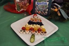 Retete Aperitive Festive Eat To Live, Waffles, Foodies, Blog, Food And Drink, Cooking, Breakfast, Holiday Decorations, Christmas Ideas