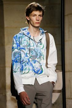 Hermès Printemps 2016 Menswear - Détails - Galerie - Style.com