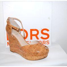 Michael Kors, Wedges, Shoes, Fashion, Girl Faux Hawk, Zapatos, Moda, Shoes Outlet, La Mode