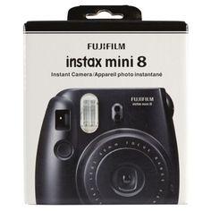 Fujifilm Instax™ Mini 8 Camera, Black gift idea