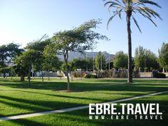 #ParcdeGarbí, in #LaRàpita, #TerresdeLEbre. A pleasant place for enjoying a rest. At http://www.ebre.travel/ soon.   #ParcdeGarbí, a #LaRàpita, #TerresdeLEbre. Un lloc agradable per gaudir d'un descans. Properament a http://www.ebre.travel/  #ParcdeGarbí, a #LaRàpita, #TerresdeLEbre. Un lugar agradable para disfrutar de un descanso. Próximamente en http://www.ebre.travel/