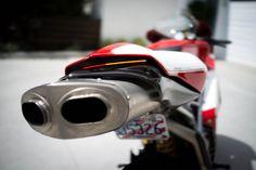 #Ducati #999s #sportbike #dual #exhaust #DatAss #LetsGetWordy