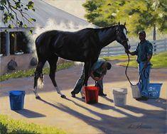 KeenelandScrub Down by Eric Johnson  ~  x