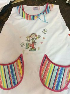 Delantales Baby Kids, Zara, Clothes, Teacher Apron, Aprons, Baby Dresses, Baby Girls, Kids Fashion, Tall Clothing