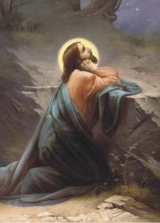 Images pieuses ( Jesus)