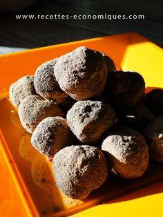 Une recette de truffes au chocolat à faire avec thermomix : rien de plus simple. La recette est rapide, facile et économique. A tester sans attendre.