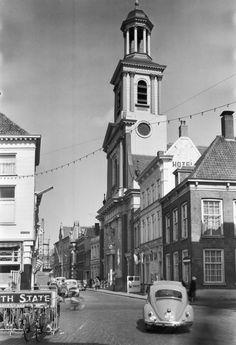 Breda. Sint Janstraat. 1962.